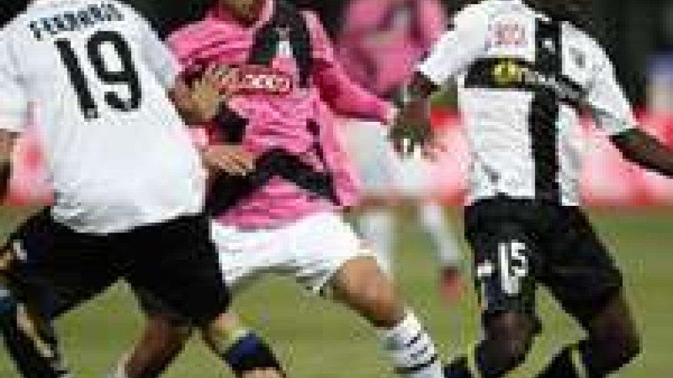 Il Parma ferma la Juve, al Tardini è 0-0