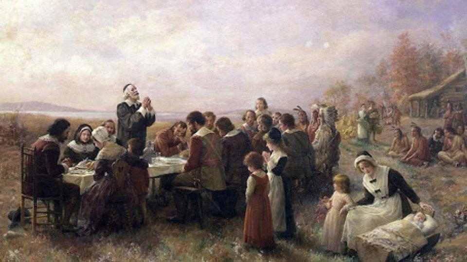 4 dicembre 1619: celebrato il primo Giorno del Ringraziamento della storia