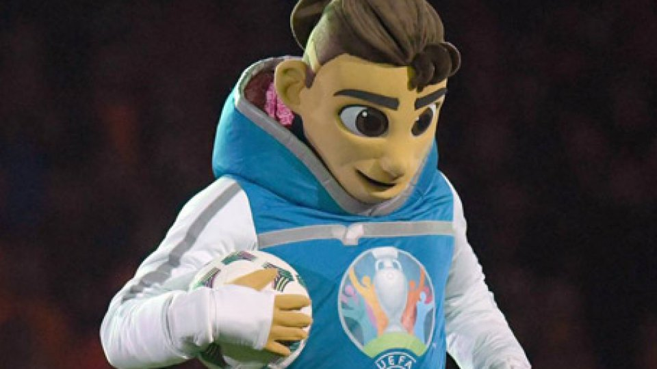 Skillzy è la mascotte di Euro2020