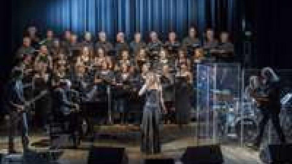 Solo musica italiana: al Concordia lo spettacolo della CoraleSolo musica italiana: al Concordia lo spettacolo della Corale pro Unicef