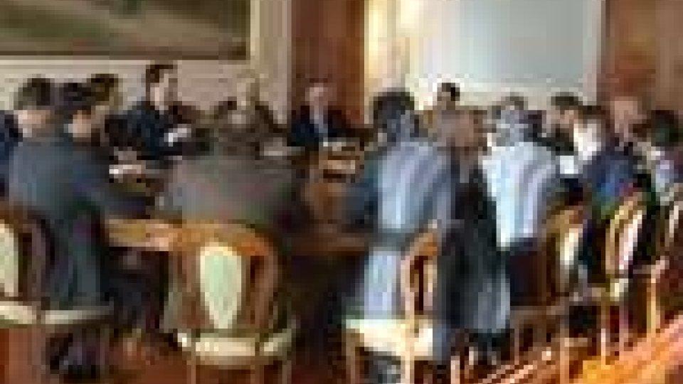 San Marino - Industriali incontrano governo: chiedono competitività e ribadiscono le preoccupazioni per l'andamento economico