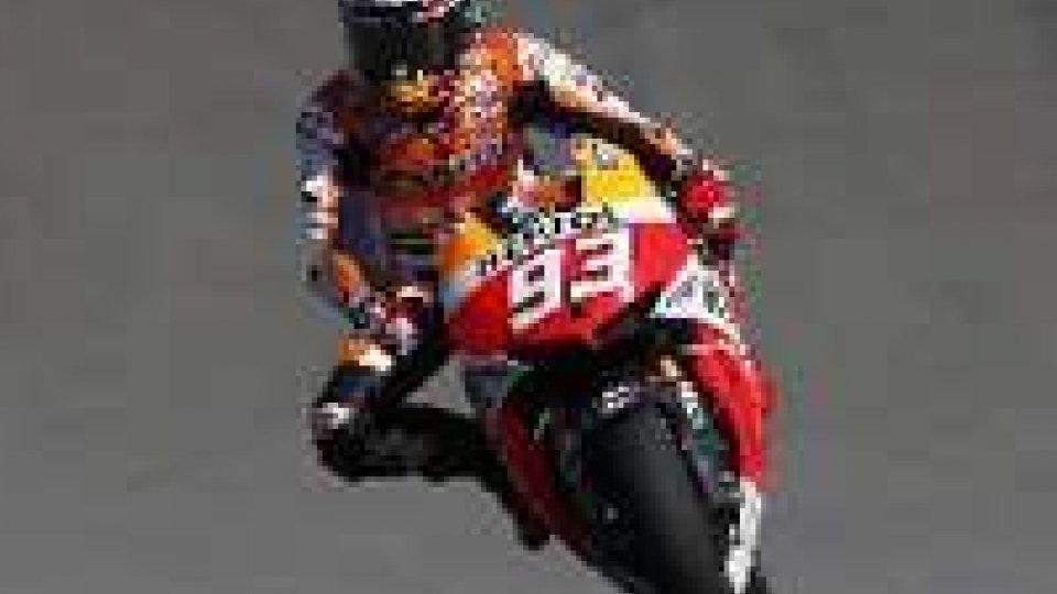 MotoGp: Marquez domina le prove libere di Austin, Lorenzo e Rossi sono 4° e 5°