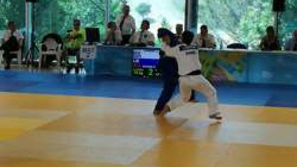 Judo, Zannoni d'argento nella cat. -78 kg donne