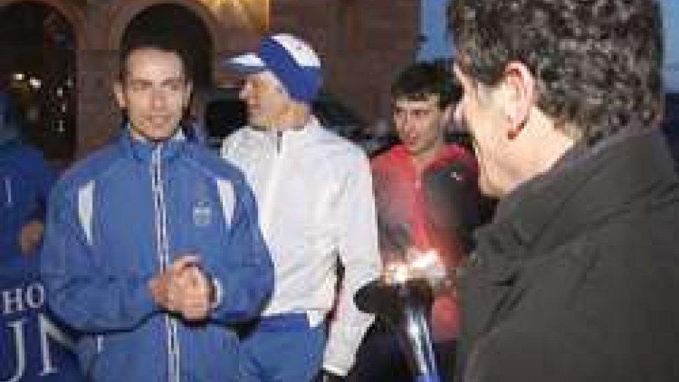 La fiaccola della pace arriva a San MarinoPeace Run: la fiaccola della pace arriva a San Marino [VIDEO]