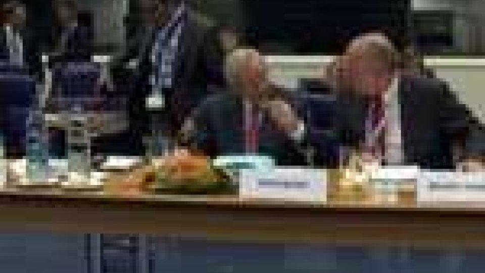Slitta ancora all'Eurogruppo la decisione sulla nuova tranche di aiuti alla Grecia