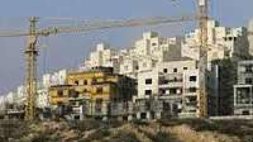 Israele: mille case per Gerusalemme e Cisgiordania