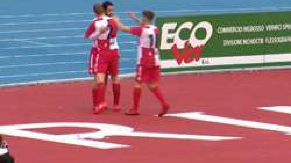 Con Capellupo è un altro Rimini: 4-0 al Sasso MarconiCon Capellupo è un altro Rimini: 4-0 al Sasso Marconi