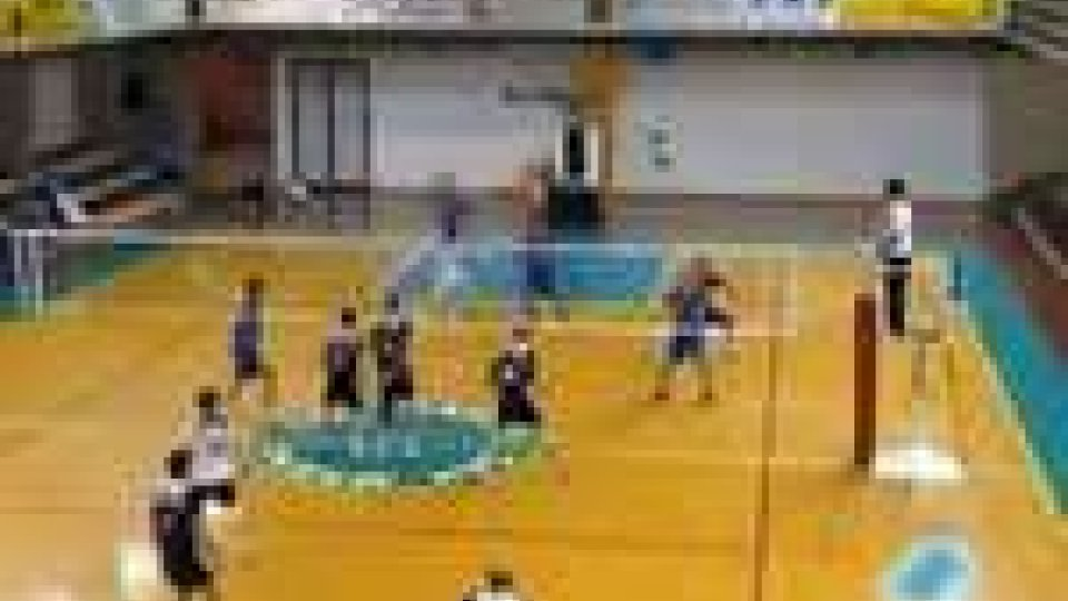 San Marino - Si apre questa sera il lungo weekend della pallavolo sammarinese