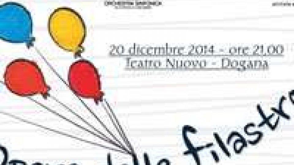 """""""L'Opera delle Filastrocche"""": al Nuovo di Dogana il tradizionale Concerto di Natale"""