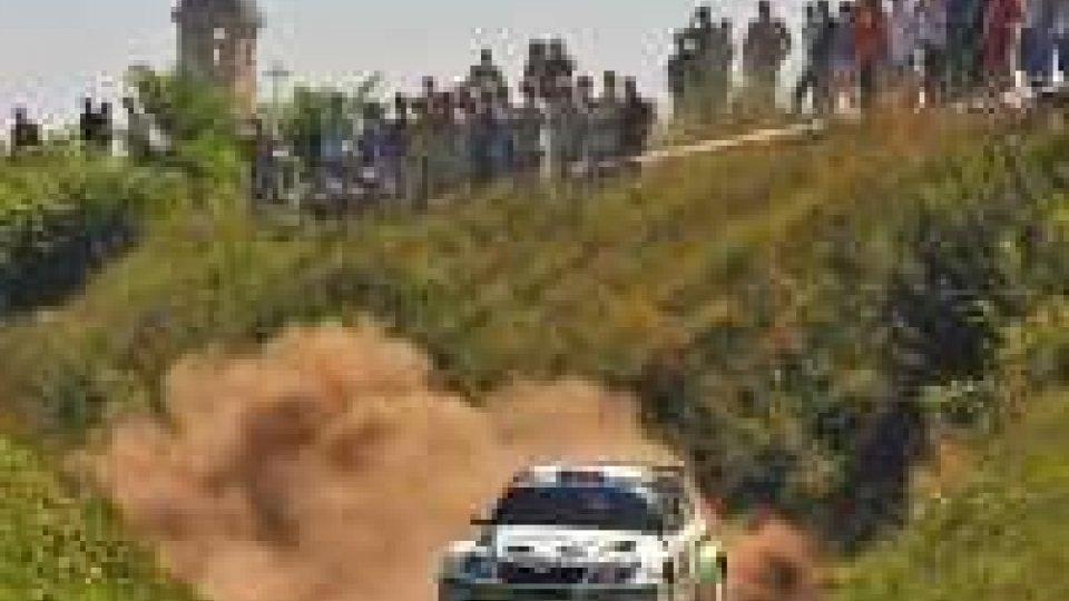 Rally: in Romania domina Kopecky.Romania: nessun rivale per Kopecky