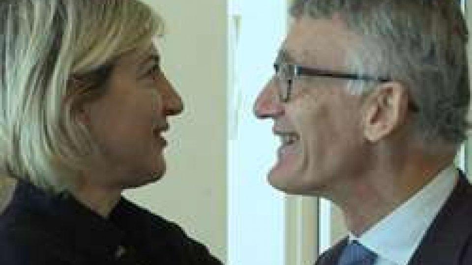 Catia Tomasetti e Giacomo NeriBcsm: superata l'audizione in Commissione Finanze ora la scelta del presidente spetta all'Aula
