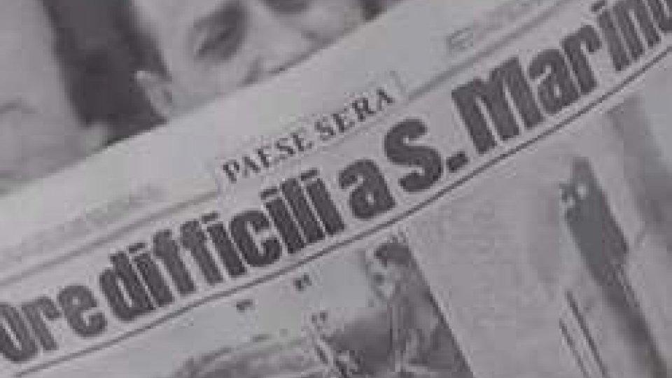 Il Pdcs fa memoria dei fatti di Rovereta