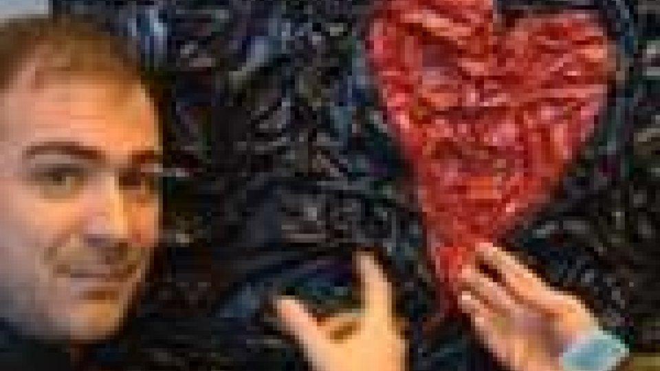 San Marino - La mostra Parola & Materia: segni e disegni