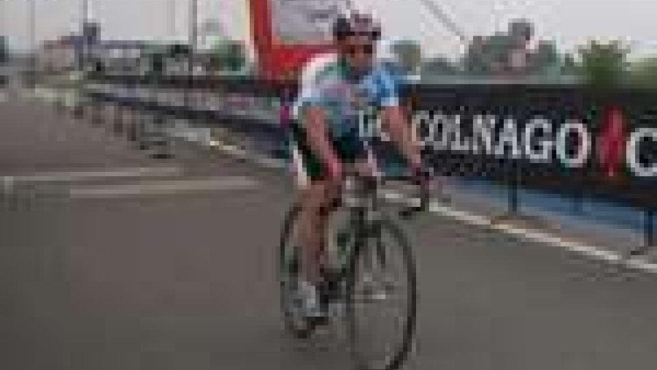 San Marino - Ciclismo, Federico Gaia si aggiudica il Memorial Tenca