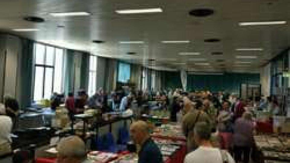 Quattromila visitatori al Convegno Filatelico e Numismatico di Riccione