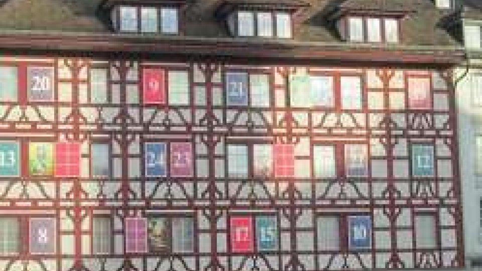 Lucerna, i mercatini di Natale in Svizzera