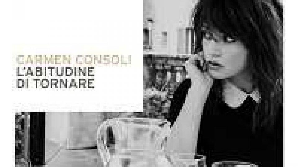 Carmen Consoli, in radio 'Ottobre'