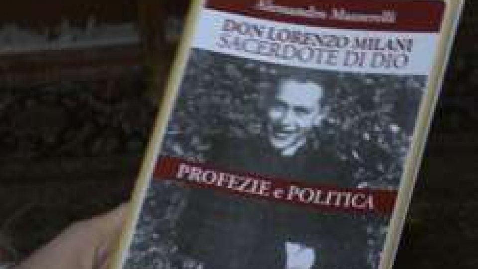 """""""Don Lorenzo Milani, sacerdote di Dio – Profezie e politica""""Una statua dedicata a Don Milani: la proposta dello scrittore Mazzarelli"""