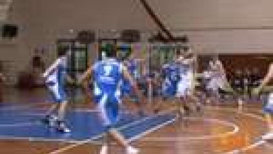 San Marino - Basket playoff, Dado domina e sconfigge Carpi