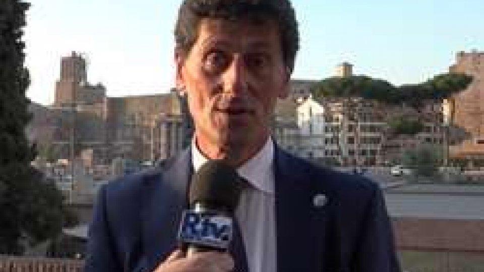 Segretario di Stato Guerrino ZanottiA Roma la festa per i 50 anni della Fratellanza Sammarinese: l'intervista a Zanotti