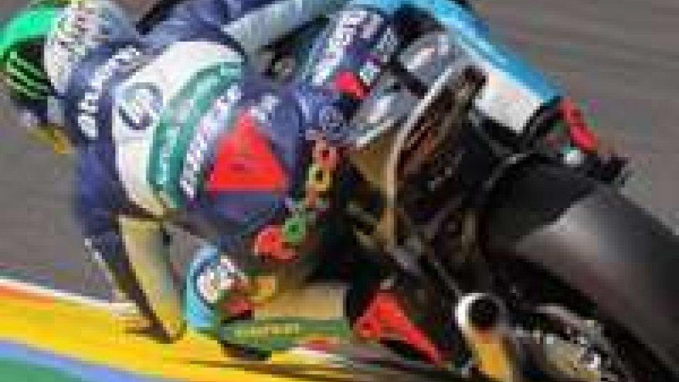 Moto2, libere di Valencia: De Angelis col 14° tempo