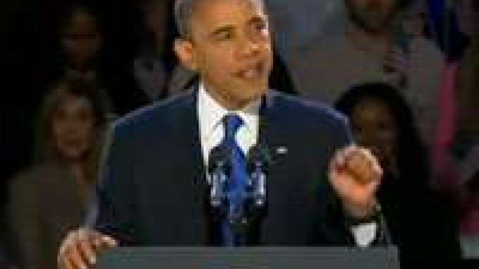 Fisca Cliff: Obama propone 1.400 mld di entrate
