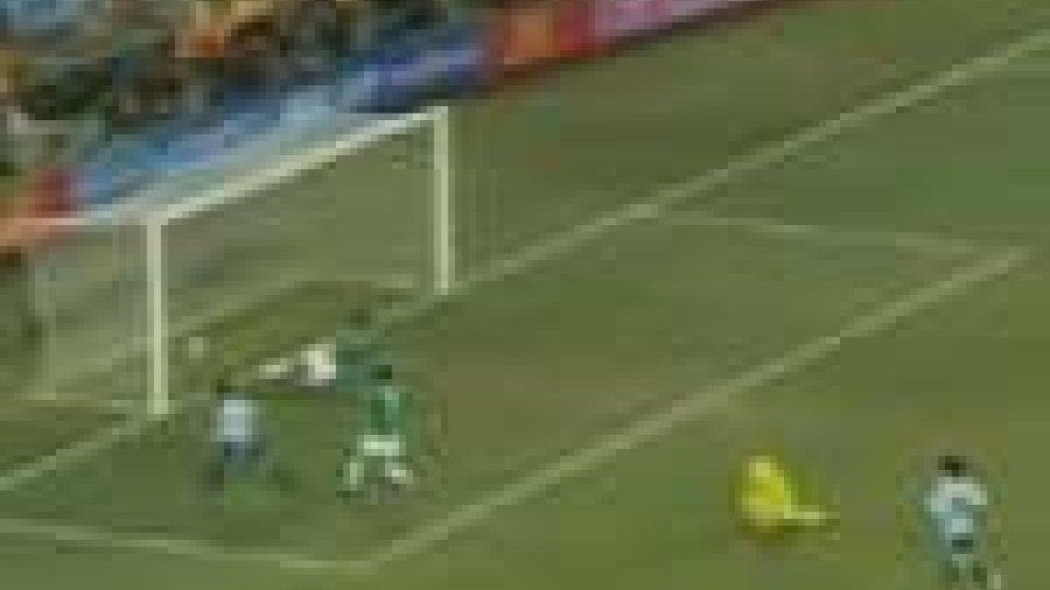 Mondiali Sud Africa - Argentina Messico 3-1