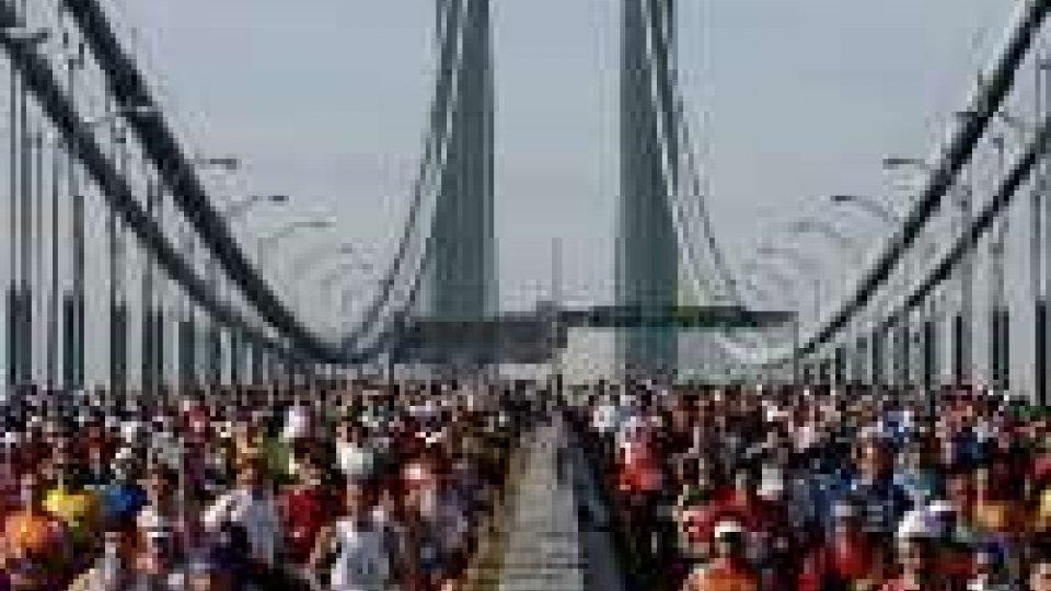Maratona New York: al via,  in 50mila