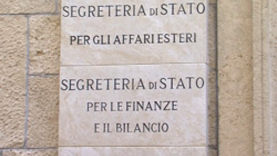 """Finanze: San Marino """"Compliant"""", massimo riconoscimento da parte dell'OCSE"""