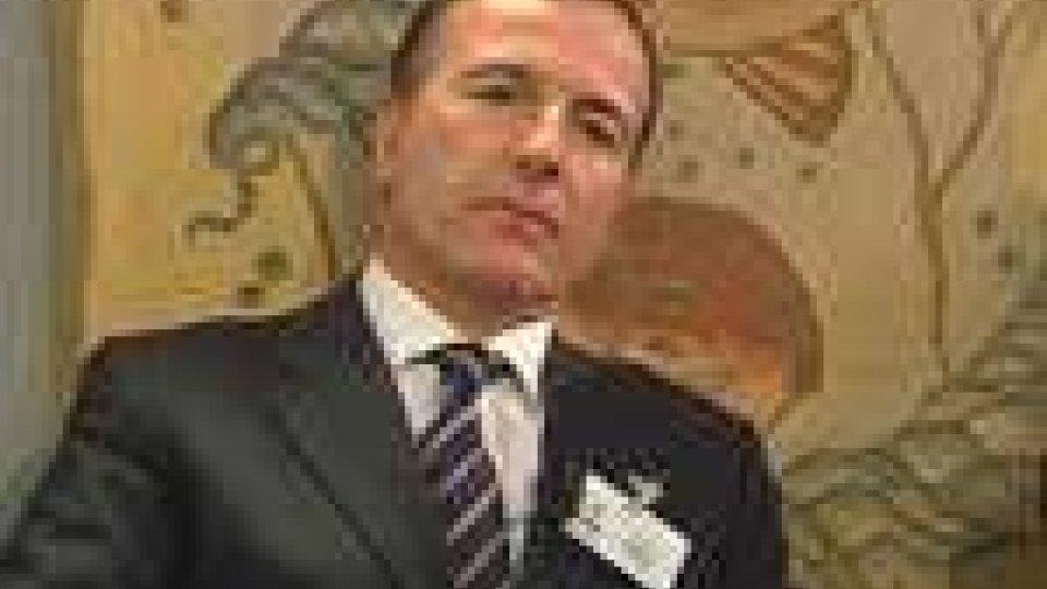 """Franco Frattini: """"Economia, banche, fisco, tv"""""""
