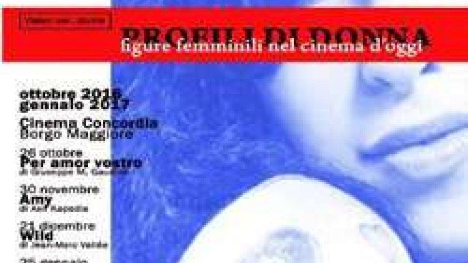 """Torna visioni con Giunte: """"Profili di donna"""""""