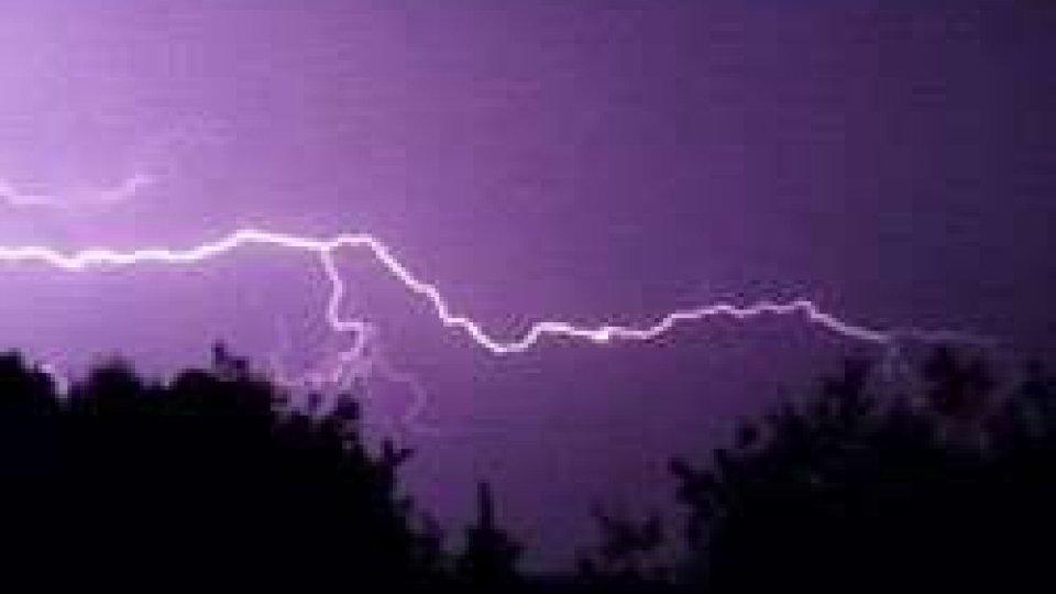 Emilia Romagna: 36 ore di allerta meteo per temporali