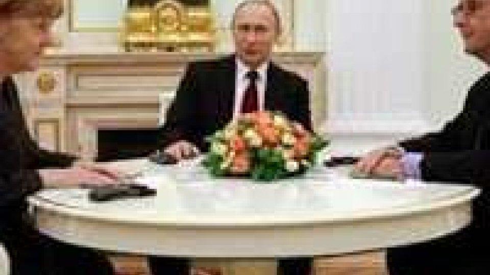 Ucraina, proseguono i coloqui: Francia, Germania, Russia e Ucraina cercano accordo di pace