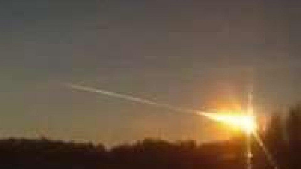 Pioggia di meteoriti sugli Urali