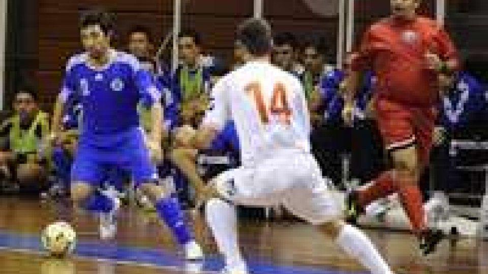 Campionato sammarinese Futsal: i risultati della semifinale