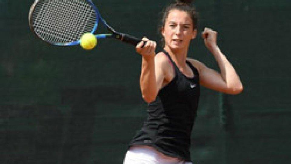 Andrea Maria Artimedi si ferma in semifinale nel torneo ITF Junior Tour di Limassol (Cipro), stesso piazzamento anche in doppio in coppia con Giorgia Di Muzio