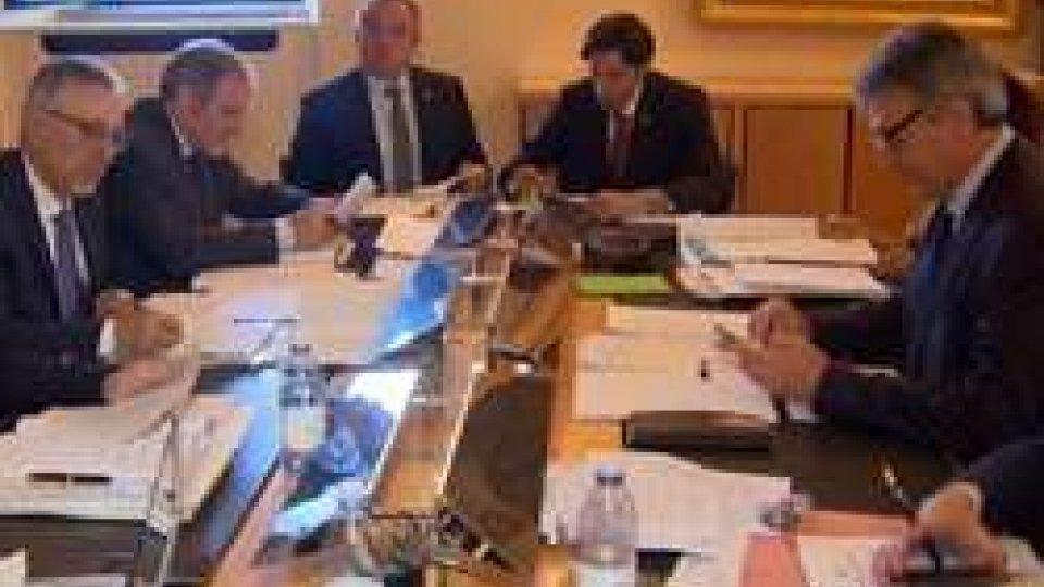 Congresso di StatoNasce il gruppo di lavoro sulla sicurezza
