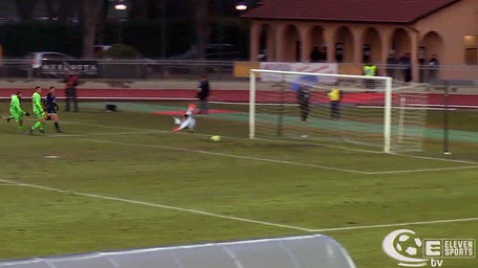 Imolese-Giana Erminio 5-0Imolese-Giana Erminio 5-0
