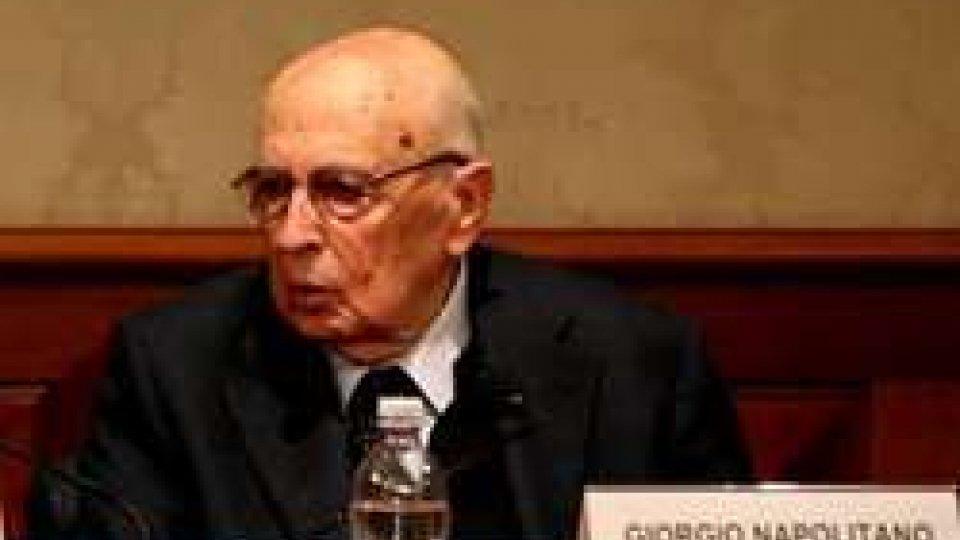 Giorgio NapolitanoRossini: legge speciale e una fiction sul cigno di Pesaro