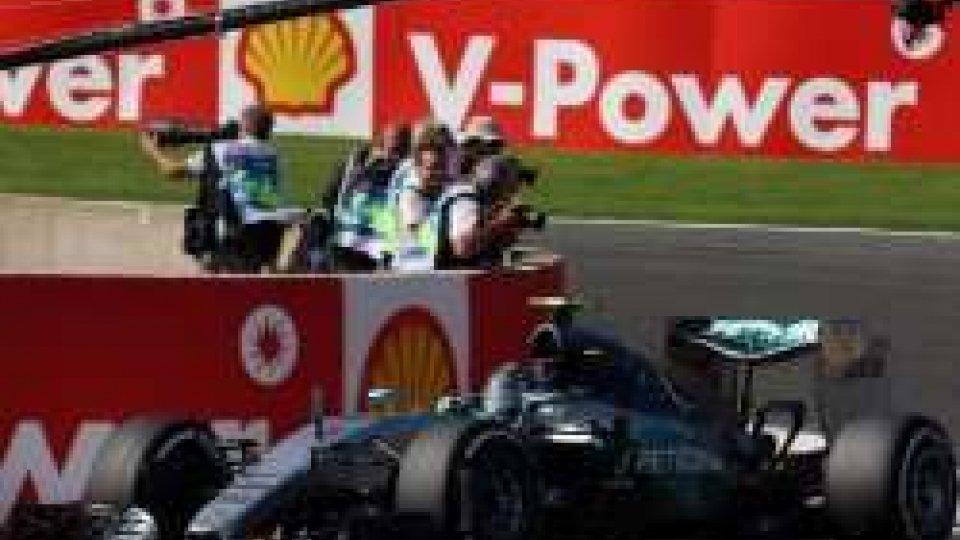 GP Belgio: Mercedes dominano 3° libere, poi le Ferrari