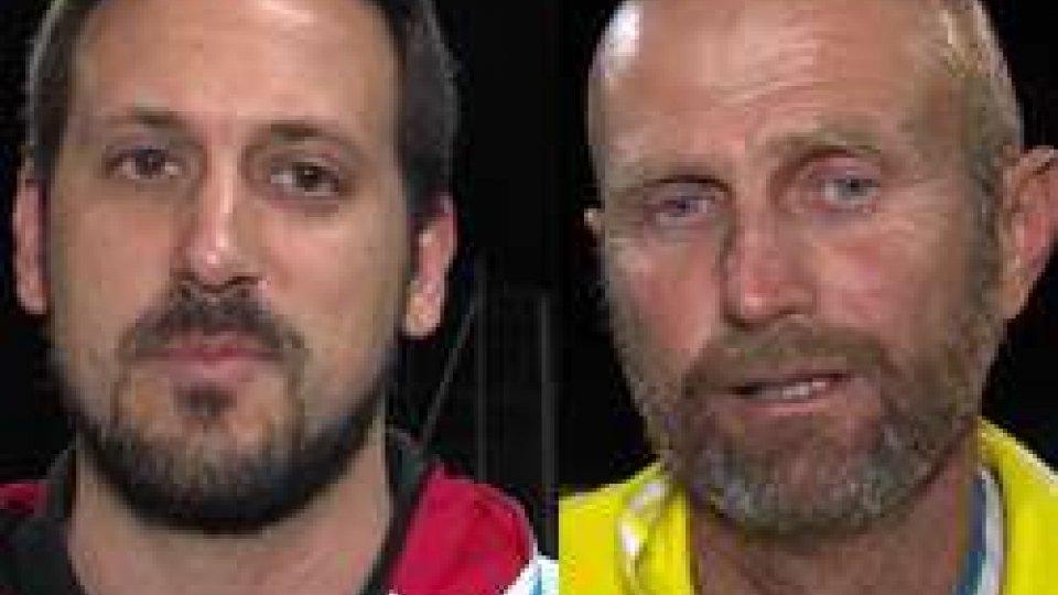 """Matteo Venerucci e Massimiliano SpadaFutsal, Spada: """"Vinto la finale più difficile, in Europa per migliorarci"""""""