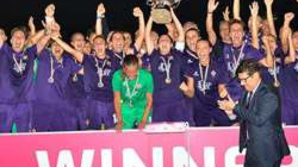 La Fiorentina alza la Coppa ItaliaCalcio Femminile: Coppa Italia alla Fiorentina per una storica doppietta