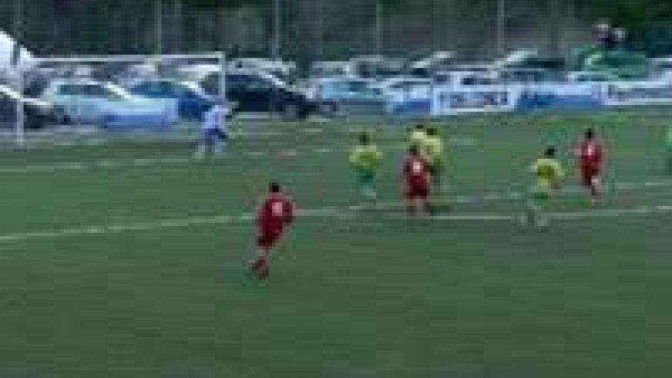 Juvenes/Dogana e Folgore regine d'inverno del CampionatoJuvenes/Dogana e Folgore regine d'inverno del Campionato
