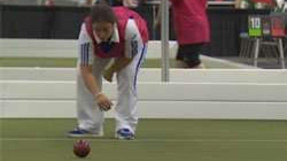 Elena GualandraA Los Angeles è stato il giorno di bowling e bocce: ma per risultati e premiazioni bisogna aspettare sabato