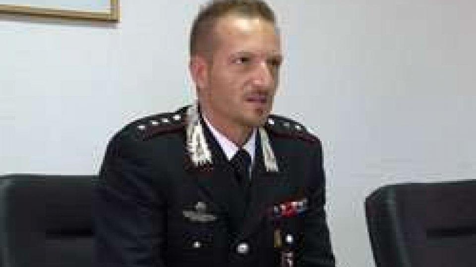 Cap. Antonio De LiseRiccione: sequestrato dai Carabinieri centro massaggi