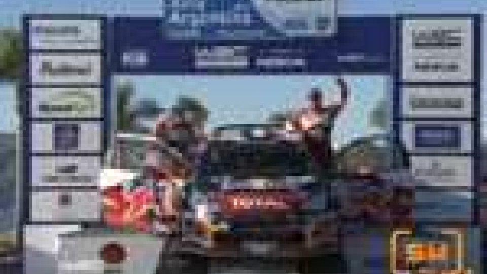 In Argentina, Sebastian Loeb torna alla vittoria