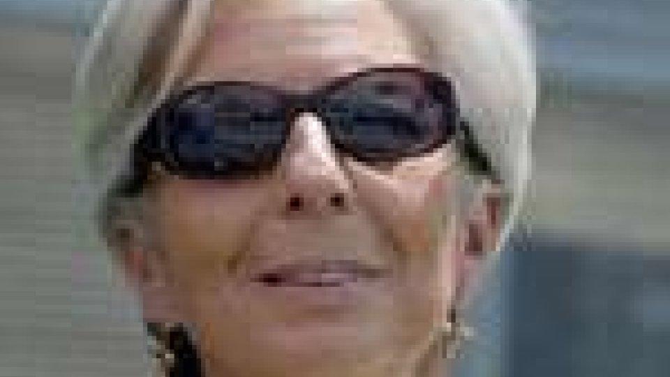 FMI: per la sostituzione di Strauss-Kahn in pole c'è Christine Lagarde