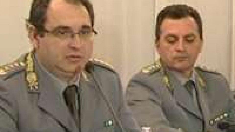 Nuova sezione di polizia giudiziaria del Corpo Forestale dello Stato