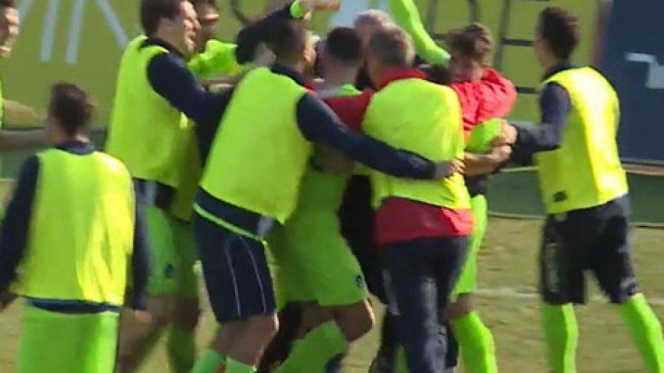 Sud Tirol - Giana Erminio 1-2Sud Tirol-Giana Erminio 1-2
