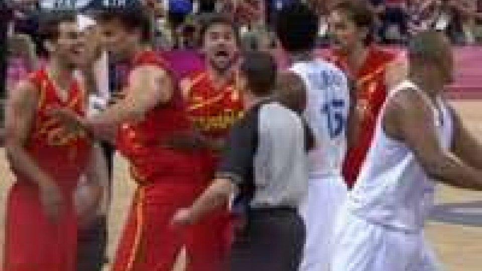 Basket. Spagna in semifinale con la Russia